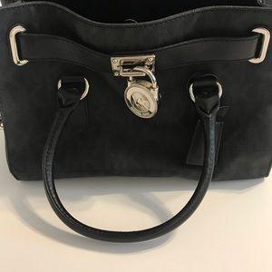 💯 authentic NWOT Michael Kors Hamilton purse